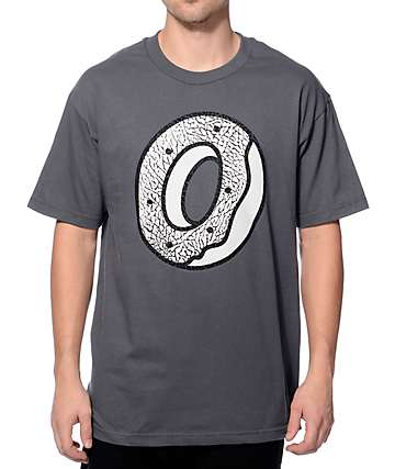 Odd Future Elephant Charcoal T-Shirt