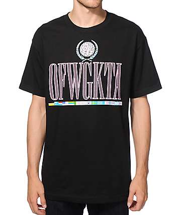 Odd Future Global Flags T-Shirt