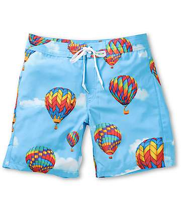 Odd Future Hot Air Balloons Board Shorts