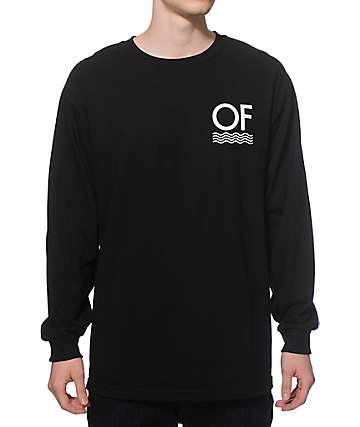 Odd Future LA CA Long Sleeve T-Shirt