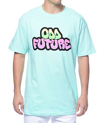 Odd Future Logo Mint T-Shirt