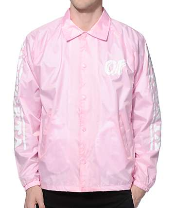 Odd Future OF Coach Jacket