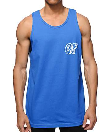 Odd Future OF Donut Tank Top