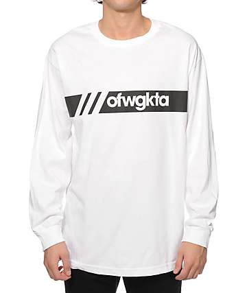 Odd Future OFWGKTA Bar Long Sleeve T-Shirt