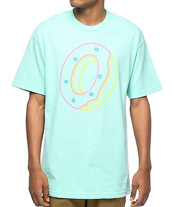 Odd Future Outline Mint T-Shirt