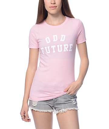 Odd Future Pastel Pink T-Shirt
