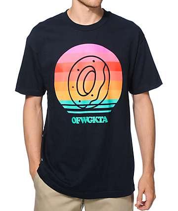 Odd Future Sunset Circle Logo T-Shirt