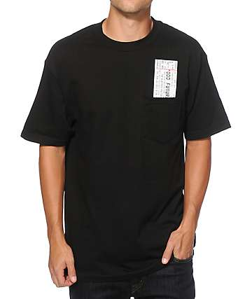 Odd Future Ticket Stub Pocket T-Shirt