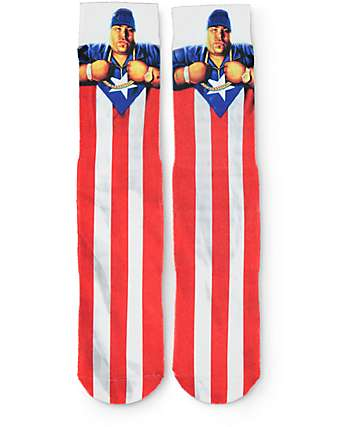 Odd Sox Big Pun Crew Socks