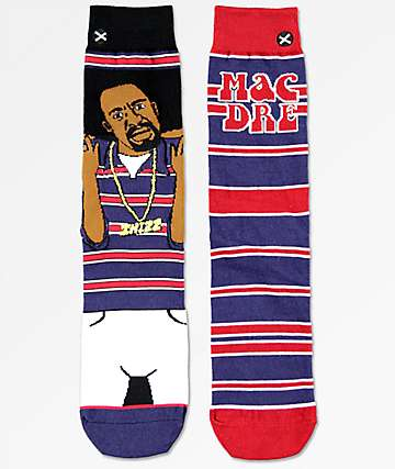 Odd Sox Thizzele Washington Crew Socks