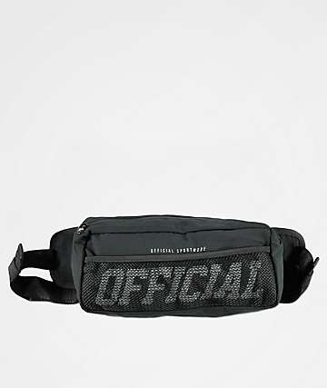 Official Black Shoulder Bag