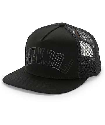 Official Effers Murdered Out Trucker Hat