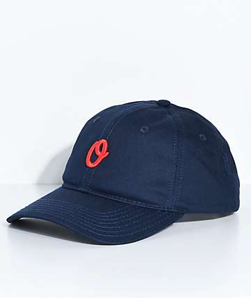 Official Miles Olo Navy Strapback Hat