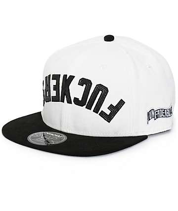 Official Unfade Effers Snapback Hat