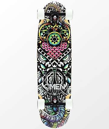 """Omen Cephalopod 33"""" cruiser completo de skate"""