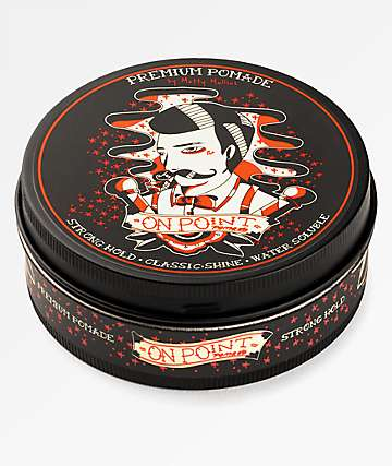 On Point Pomade
