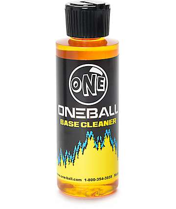 One Ball Jay 4 OZ Snowboard Base Cleaner