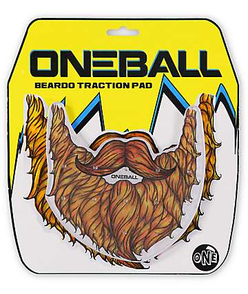 One Ball Jay Beardo Stomp Pad