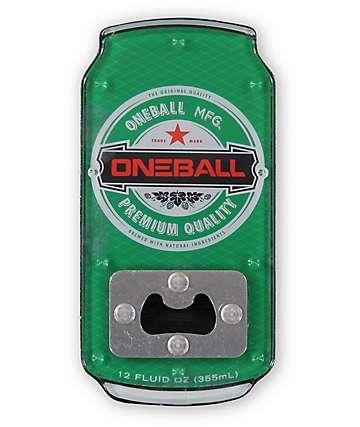 One Ball Jay Bottle Opener pad de snowboard