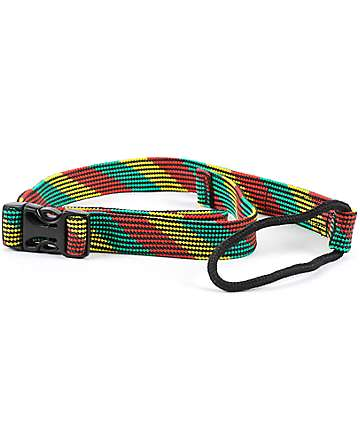 One Ball Jay Rasta Snowboard Leash