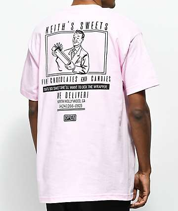 Open925 Keith's Sweets Pink T-Shirt