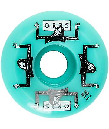 Orbs Fantasmas 56mm 100a Skateboard Wheels
