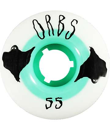 Orbs Poltergeists 55mm Skateboard Wheels