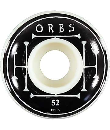 Orbs Preternaturals 52mm Skateboard Wheels