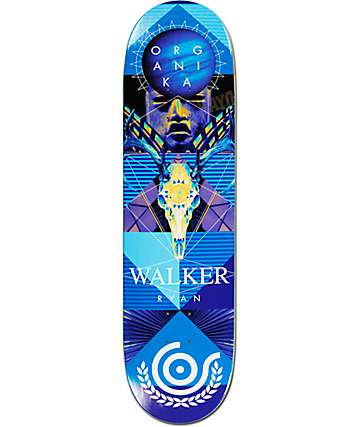 "Organika Walker Visionaries 8.38"" Skateboard Deck"