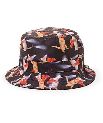 Original Chuck Cat Fight Reversible Bucket Hat