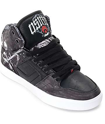 Osiris NYC 83 Vulc Huit Haunted Shoes