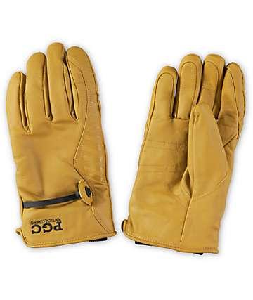 POW HD Natural Snowboard Gloves