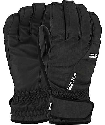 POW Warner GORE-TEX Short Snowboard Gloves