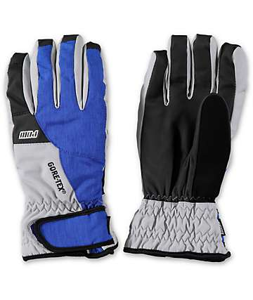POW Warner GTX Short Snowboard Gloves