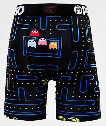 PSD Jimmy Butler Game Over Youth Black & Blue Boxer Briefs
