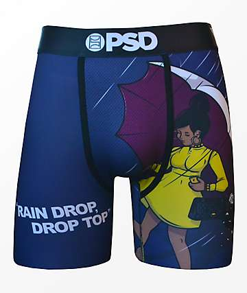 PSD Rain Drop Drop Top Boxer Briefs