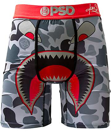 PSD Warface II Reflective Boxer Briefs
