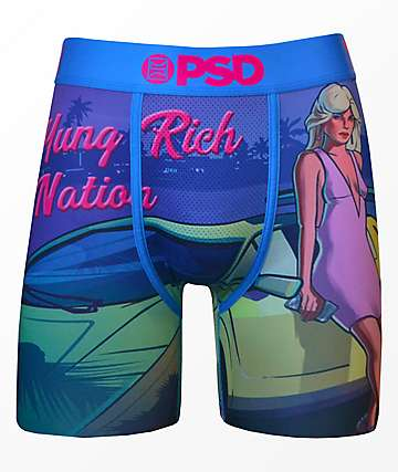 PSD Yung Rich Nation Boxer Briefs