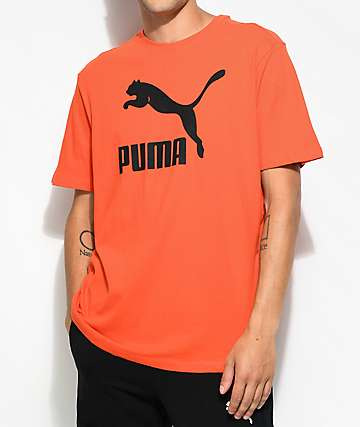 PUMA Archive Life camiseta en color tomate