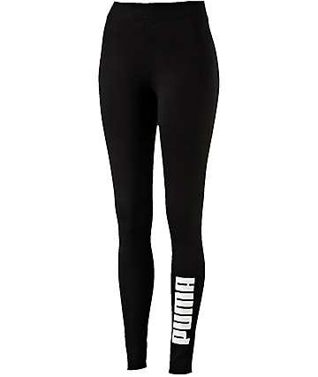 PUMA Archive Logo T7 leggings negros