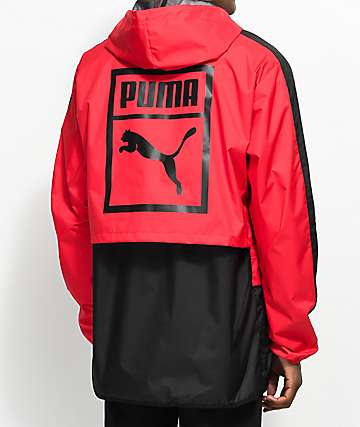 PUMA Archive Logo Toreador and Black Jacket