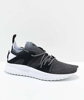 PUMA x Black Scale Tsugi Blaze EvoKNIT Black, Grey & White Shoes