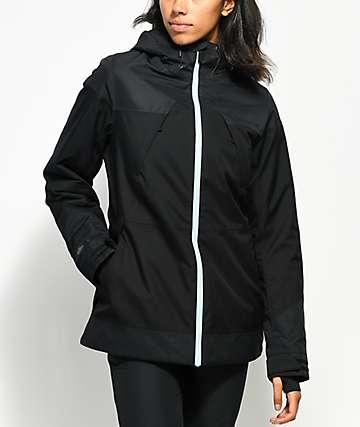 PWDR ROOM Heartland Black 10K Snowboard Jacket