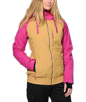 PWDR Room City 10K Snowboard Jacket
