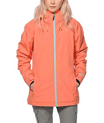 PWDR Room Phantom Coral 10K Snowboard Jacket