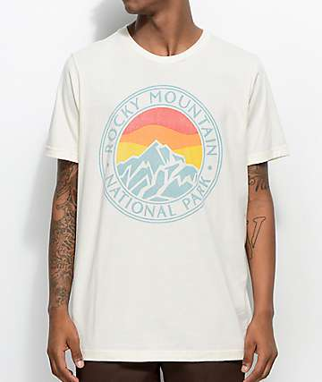 Parks Project CO Rocky Mountain Natural T-Shirt