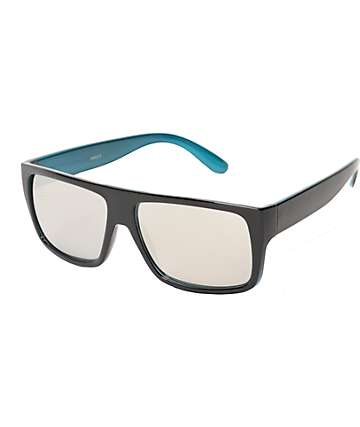 Parole Black & Blue Sunglasses