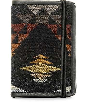 Pendleton Black Cardholder Wallet