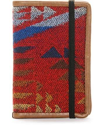 Pendleton Red Cardholder Wallet