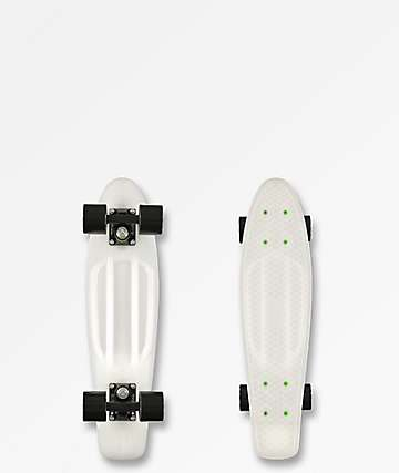 "Penny Clear 22.5"" Cruiser Complete Skateboard"